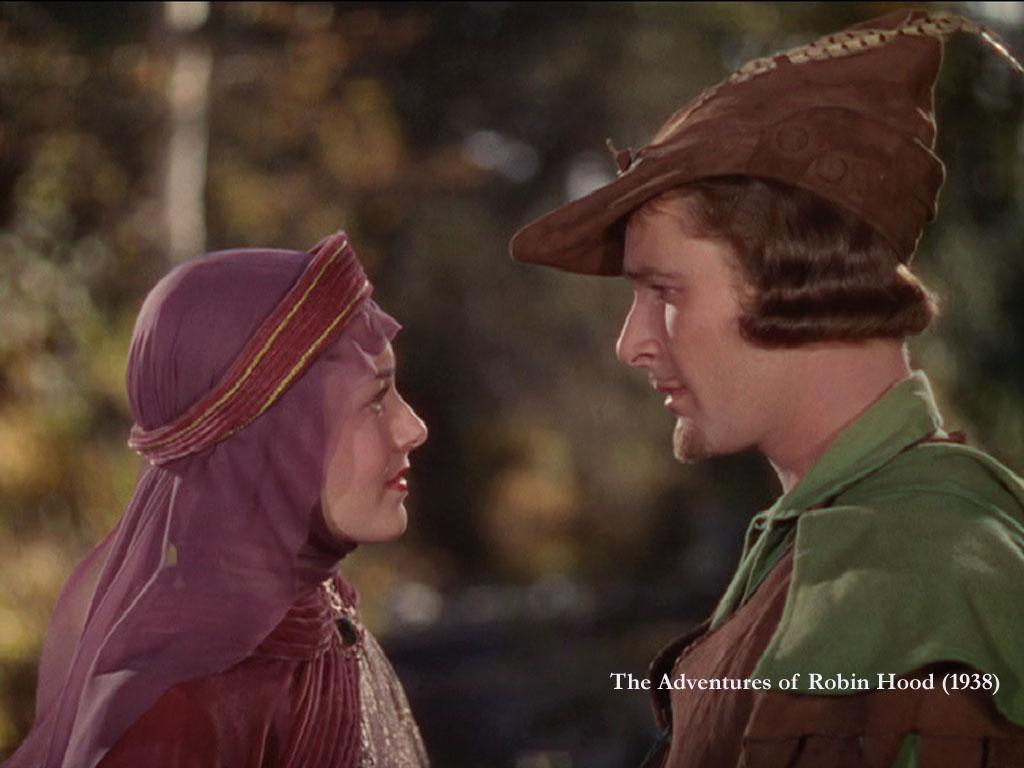 The Adventures of Robin Hood tv series