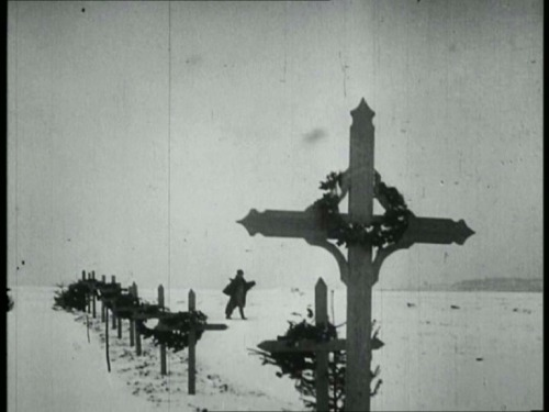 The Western Front - Christmas 1914