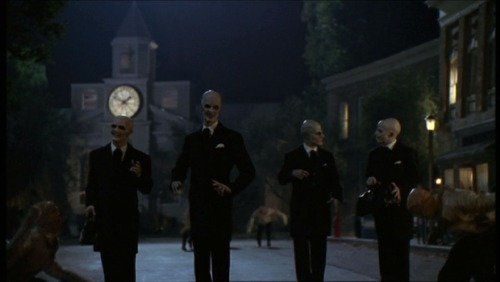 The Gentlemen are out to play - with the latest members of the Dwight Frye Appreciation Society