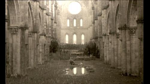 Tarkovsky nostalghia candle