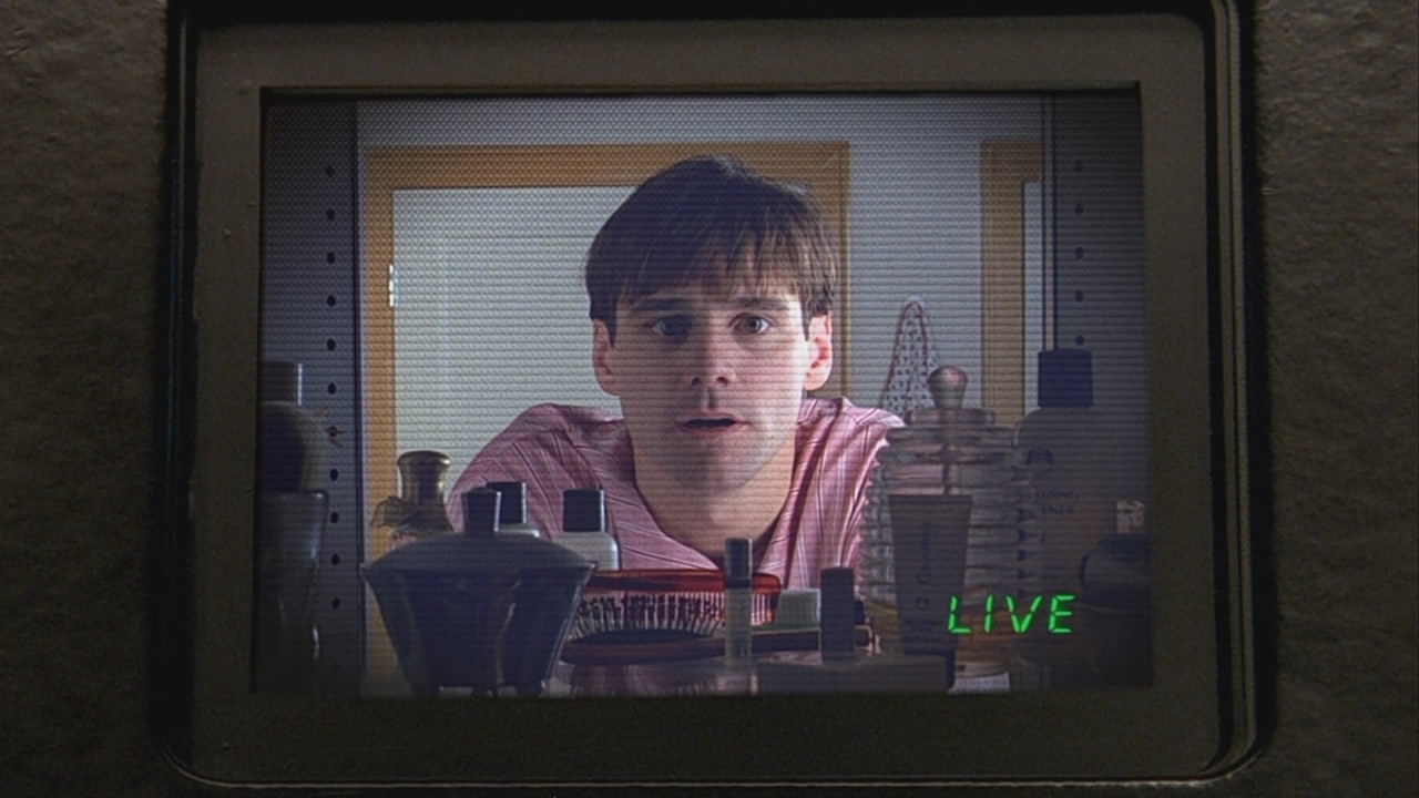 The Truman Show no 4 Wonders in the Dark