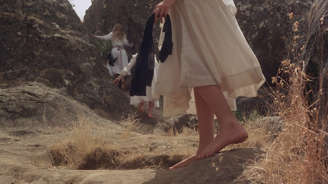 picnic at hanging rock She chose valentine's day 1900 as the setting for picnic at hanging rock, her best-known work, which was first published in 1967 and is the basis for the 1975 film of the same name by peter weir she died in melbourne in 1984.