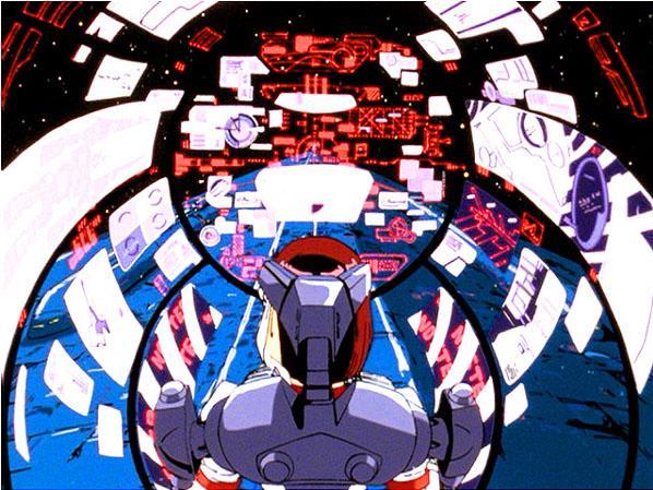 Nostalgia For The Future Hideaki Anno S Gunbuster Wonders In The Dark