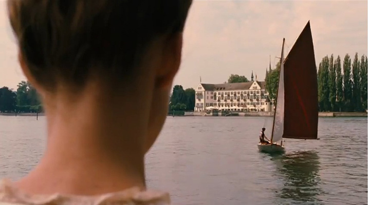 """The boat you always wanted…"""": David Cronenberg's 'A ... A Dangerous Method Boat"""