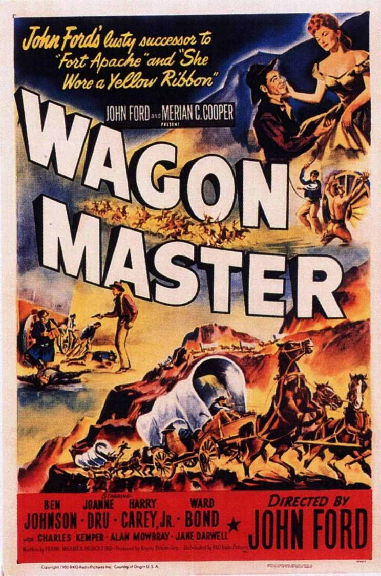 Finding Ford / Wagon Master (1950)   Wonders in the Dark