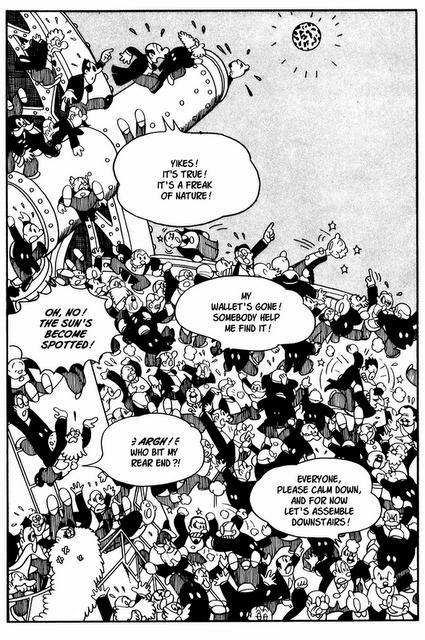Comic Nation Tv: Osamu Tezuka's Metropolis – Alternative Mindz