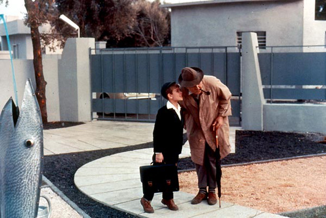 50 mon oncle wonders in the dark - Jacques tati mon oncle ...