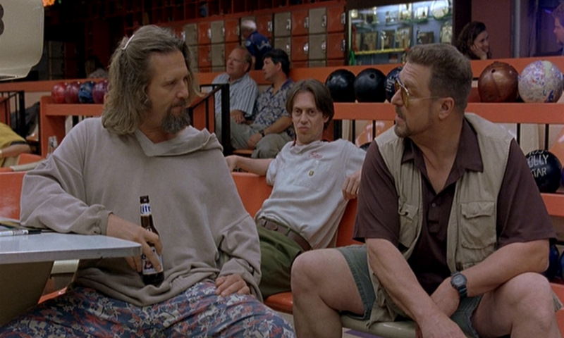 35 The Big Lebowski Wonders In The Dark