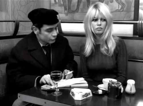 Masculine, Feminine (Masculin, féminin, 1966) Jean-Luc Godard at FIAF NYC - Homa Nasab for MUSEUMVIEWS - 3