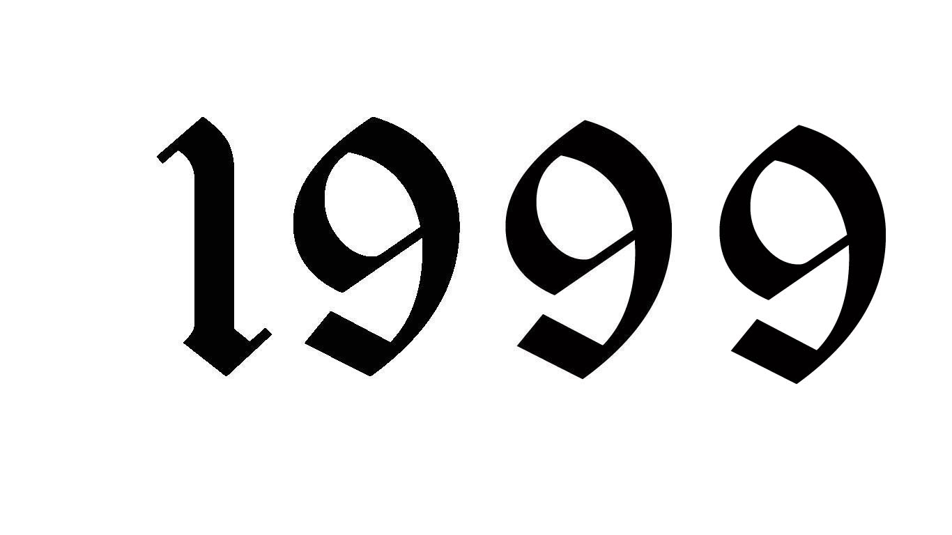 Bildergebnis für 1999
