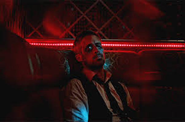 """Only God Forgives Neon Poster """"Don't spend it al..."""