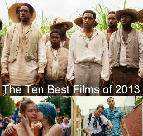 The Ten Best Films of 2012