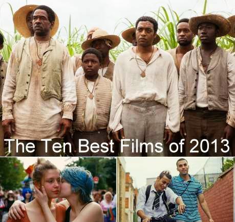 The Ten Best Films of 2012