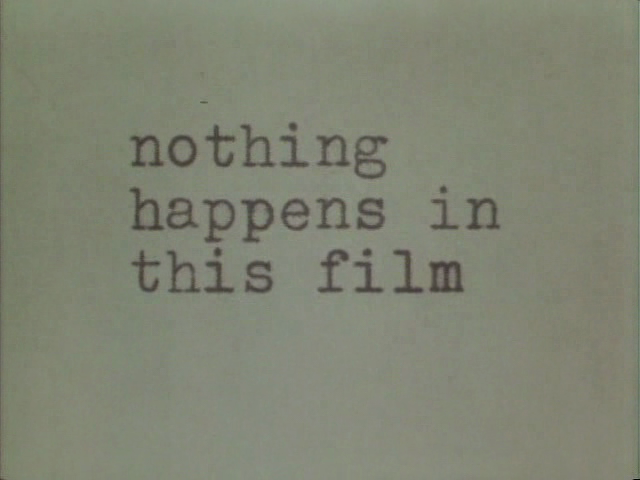 As I Was Moving Ahead I Occasionally Saw Brief Glimpses Of Beauty 2000 Jonas Mekas Wonders In The Dark