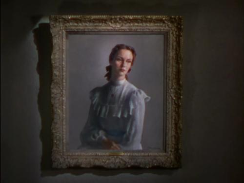 The portrait of Jennie.