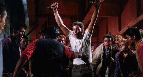 west-side-story-1961-movie-riff-killed-by-bernardo-gang-fight-jets-sharks-russ-tamblyn-george-chakiris-review-best-picture-winner