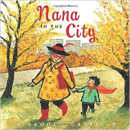 nana in the city cover