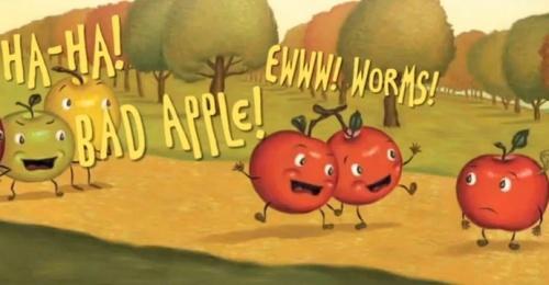 bad apple taunts