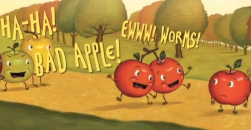 bad apple taunts