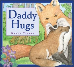 daddy hugs cover