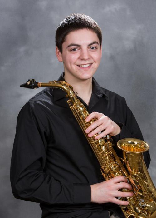 Eric Lampmann, saxophone (3)