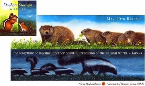 Photo Daylight Starlight Wild Life reviewed in Kirkus photo