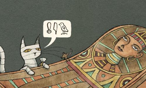 mummy-cat 6