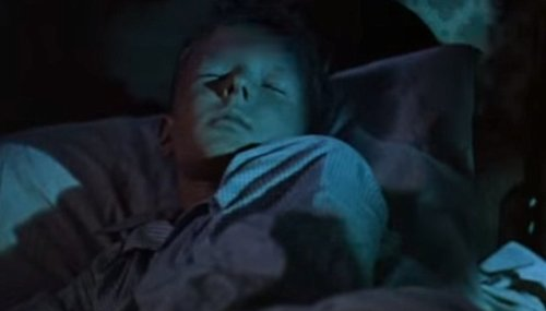 IFM - David asleep