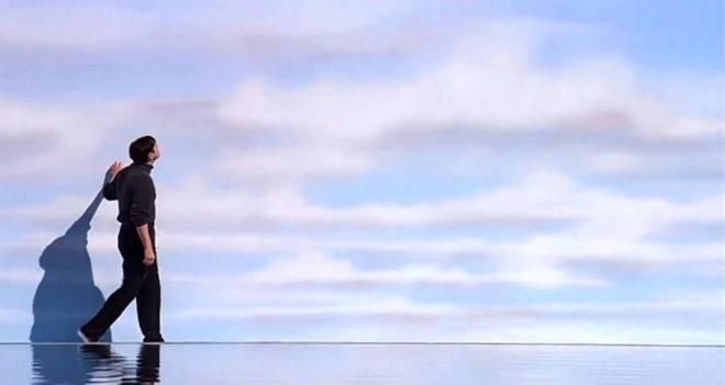 Image result for the truman show boat