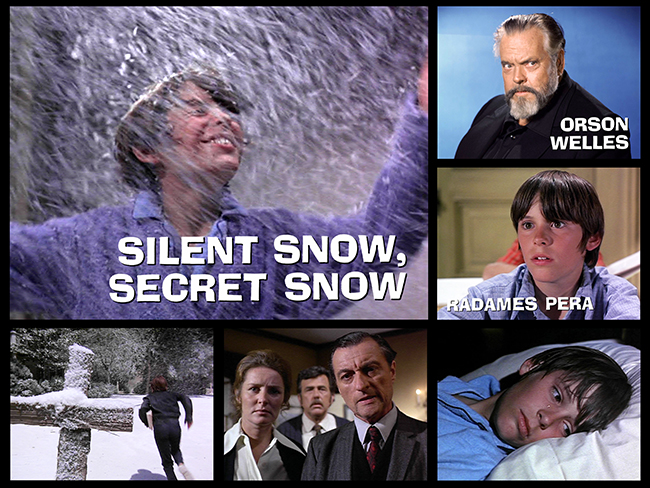 "characterization of paul in conrad aikens silent snow Did you discover anything in paul's character that would ""silent snow, secret snow"" by conrad aiken's story provides our students with their."