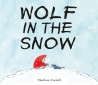 Image result for wolf in the snow caldecott images