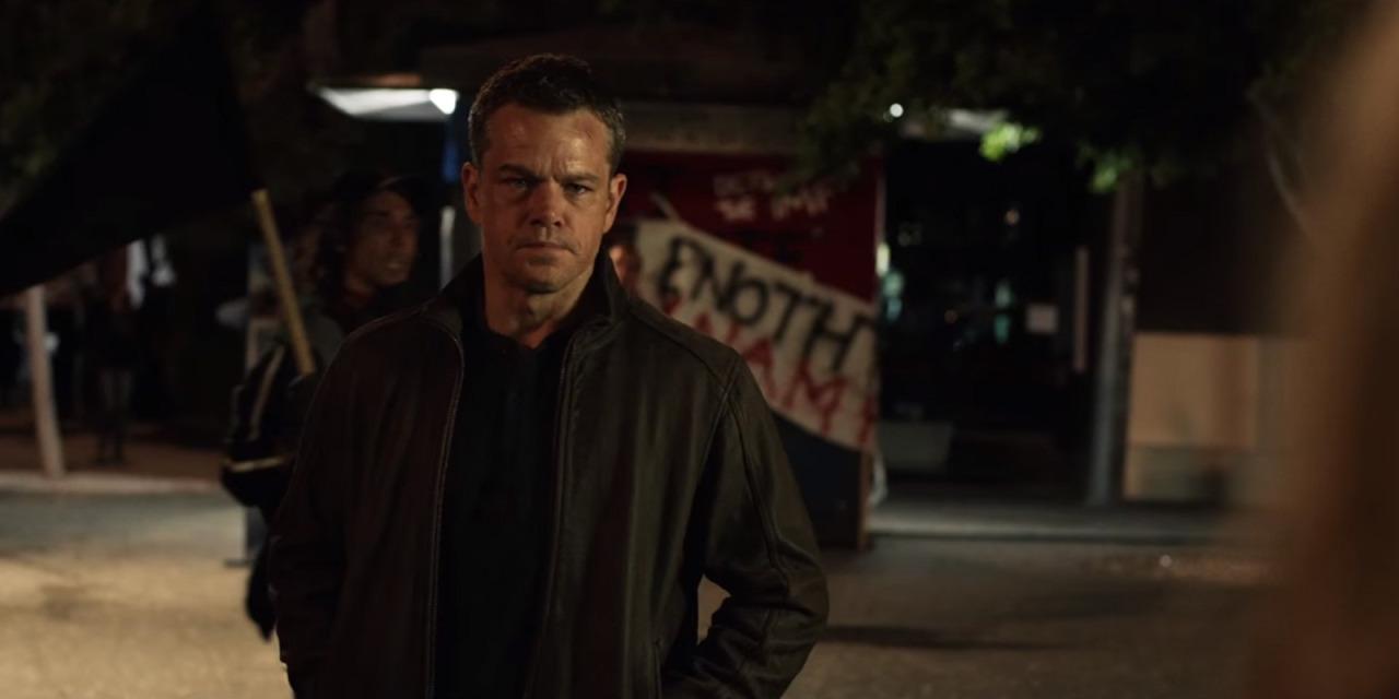 Jason Bourne: Geopolitical Action Hero