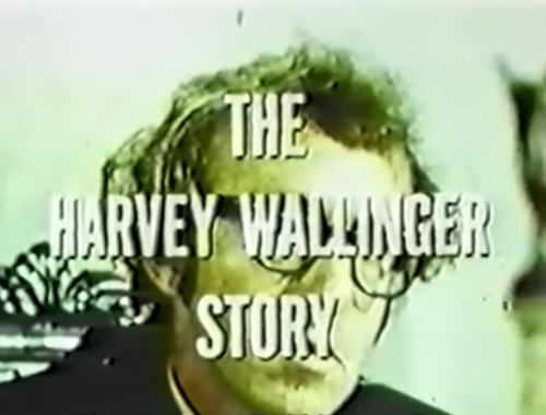 HARVEY WALLINGER - title 2